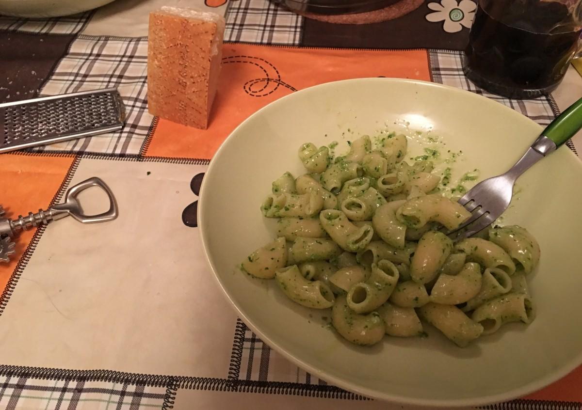 Ricetta Pasta al Pesto alla Genovese