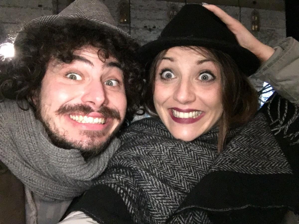 Recensione Osteria Mangiafuoco: Giancarlo e la Benedetta