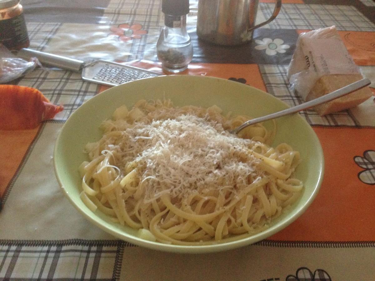 Pasta Bianca Amore Mio