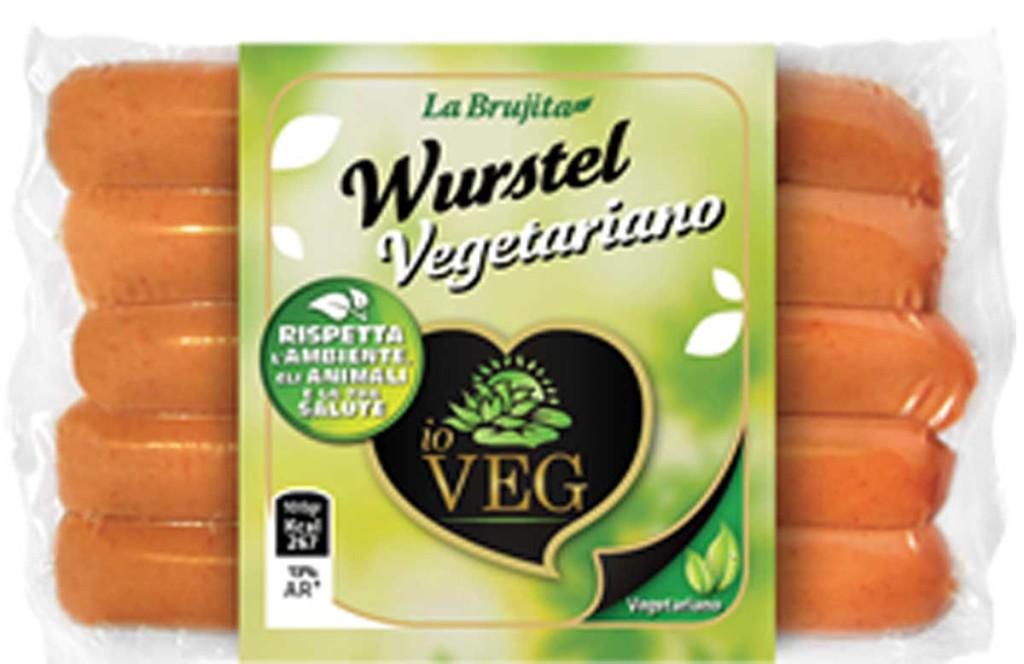 wurstel vegetariano